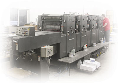 large capacity printers at spradlin printing parker co
